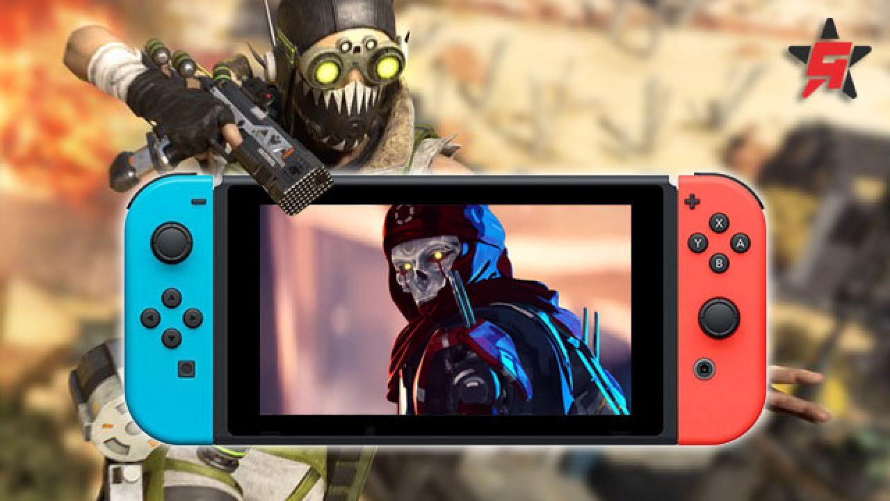 Apex Legends Nintendo Switch Release Date Announced