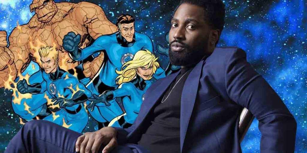 John David Washington Wants to Join MCU's Fantastic Four