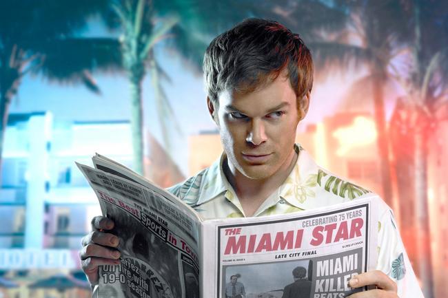 Dexter RebootSeries Confirmed
