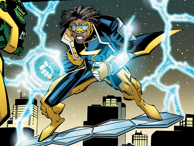 Static in DC Comics