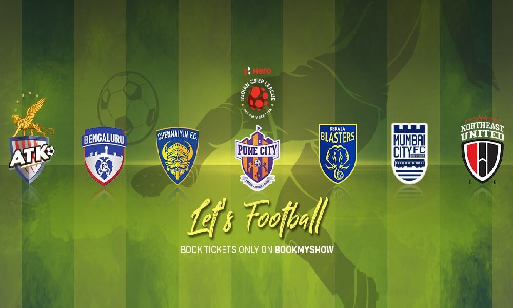 Indian Super League Season 7 Release Date And Teams