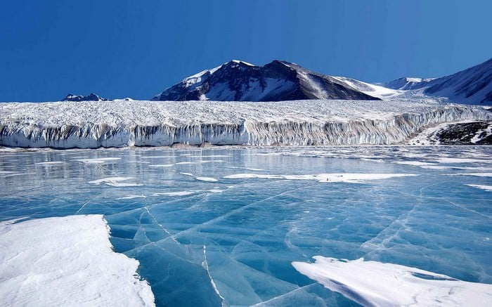 Top coldest places on Earth