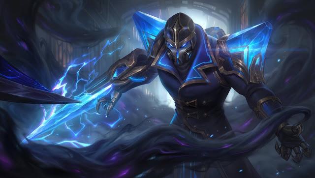 League Of Legends Preseason