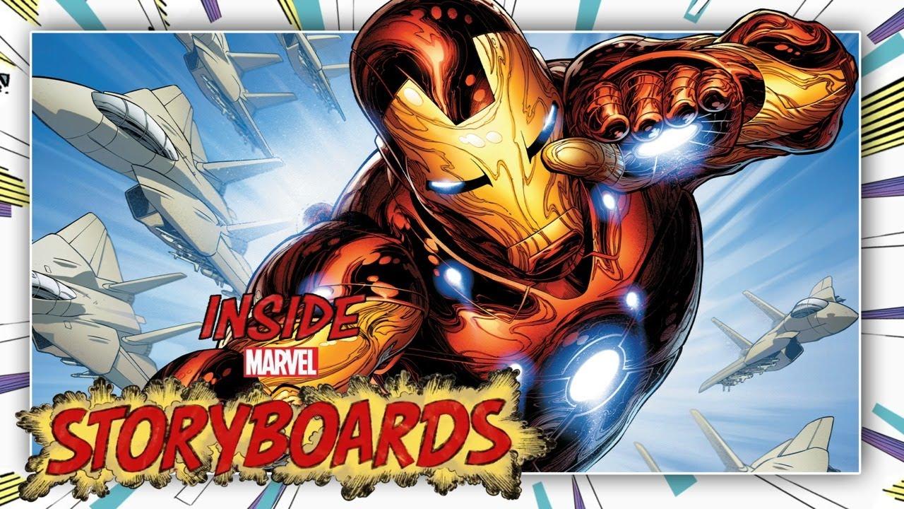 Marvel's Storyboard Season 2