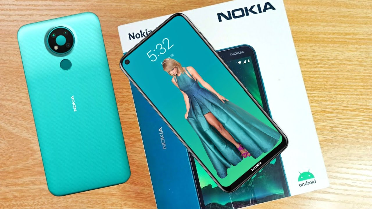 Nokia 2.4 Nokia 3.4