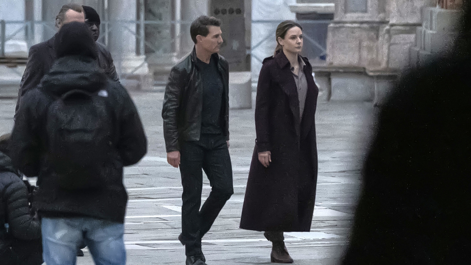 Mission Impossible 7 Set In Venice