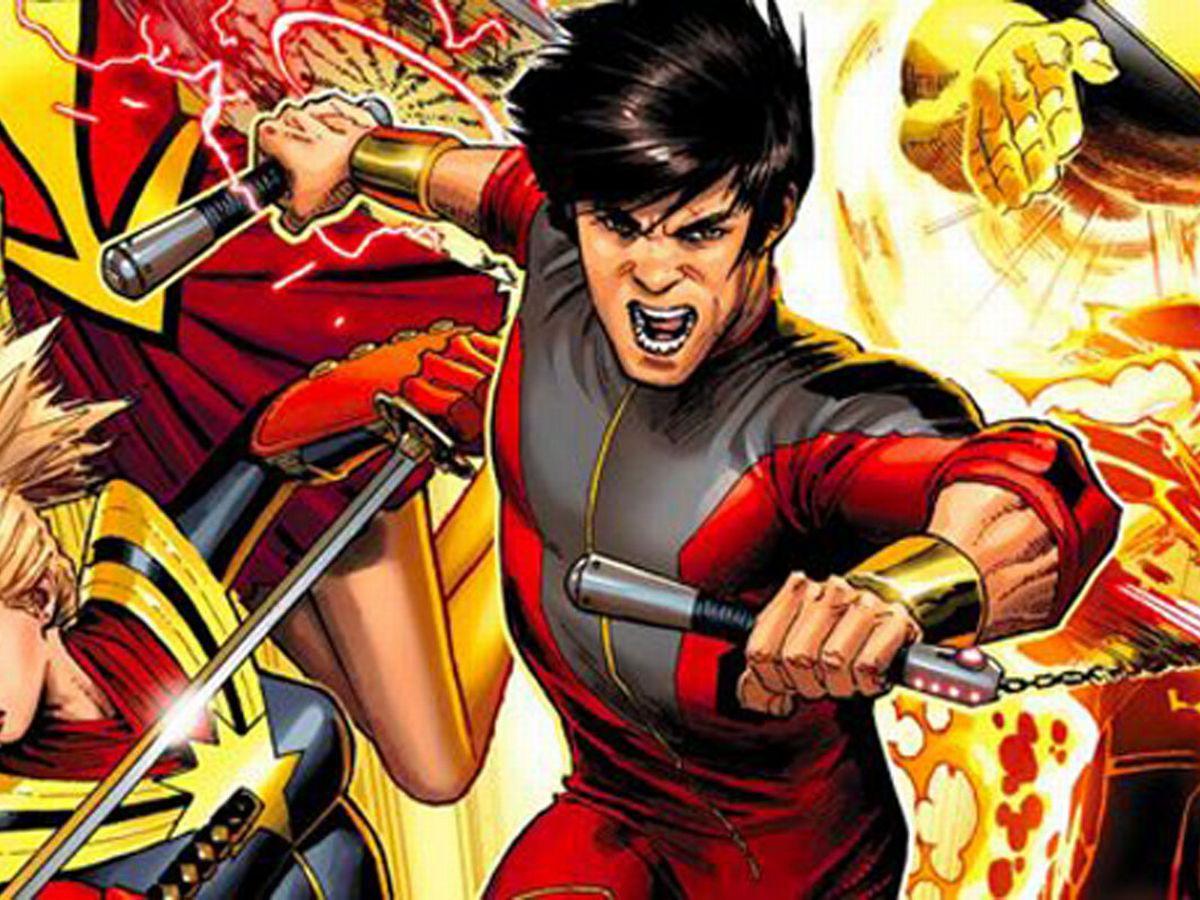 Shang-Chi comic