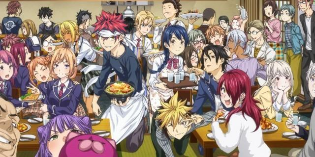 Food Wars! Shokugeki No Soma Season 6